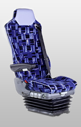 Bus & Truck Seats - Plus Avantgarde